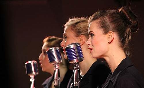 Prive zangles Zeewolde voor Groepen bij VocalNOW!