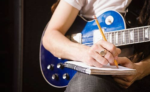 Les in songwriting bij VocalNOW!