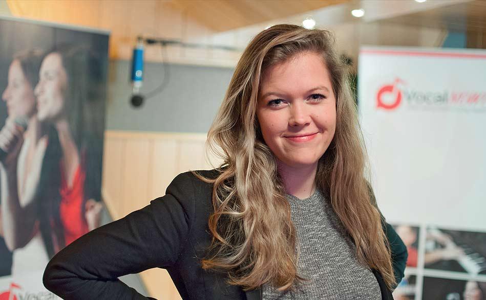 Bernice in 't Veld - oprichtster VocalNOW!