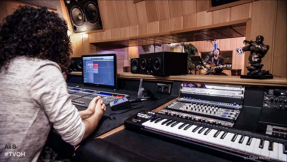 Prive Zangles Zeewolde in Wiserock Sound Studios
