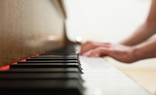Les in pianobegeleiding bij VocalNOW!
